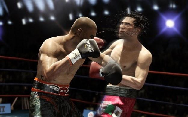 Fight Night Champion - motyw z gry /Informacja prasowa
