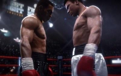 Fight Night Round 4 - motywy z gry /Informacja prasowa