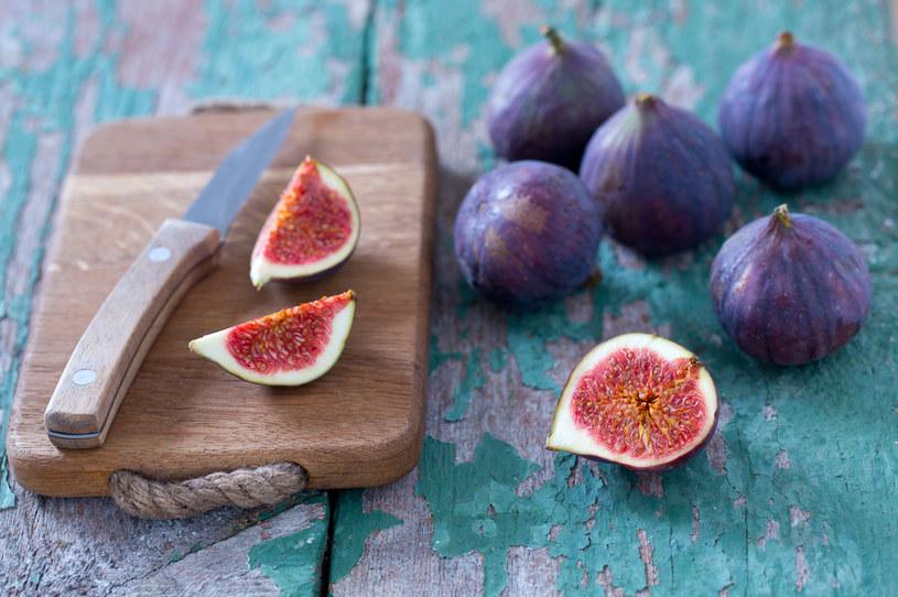 Figi to wyjątkowy owoc zawierający wiele cennych składników /123RF/PICSEL