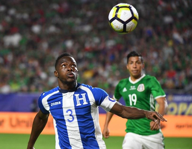 Figueroa to kapitan reprezentacji Hondurasu /AFP