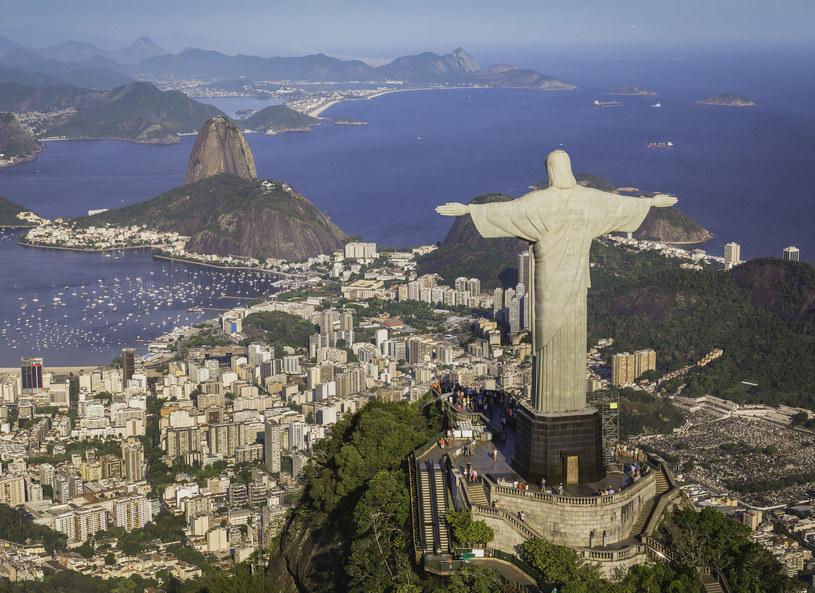 Figura Chrystusa w Rio de Janeiro /123RF/PICSEL