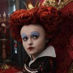 Figura Czerwoną Królową u Burtona