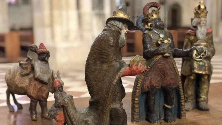 Figurka Króla Melchiora /facebook.com/ernstwilhelm.gohl /facebook.com