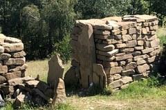 Figurki sprzed 4 tys. lat na Górze Zyndrama w Maszkowicach