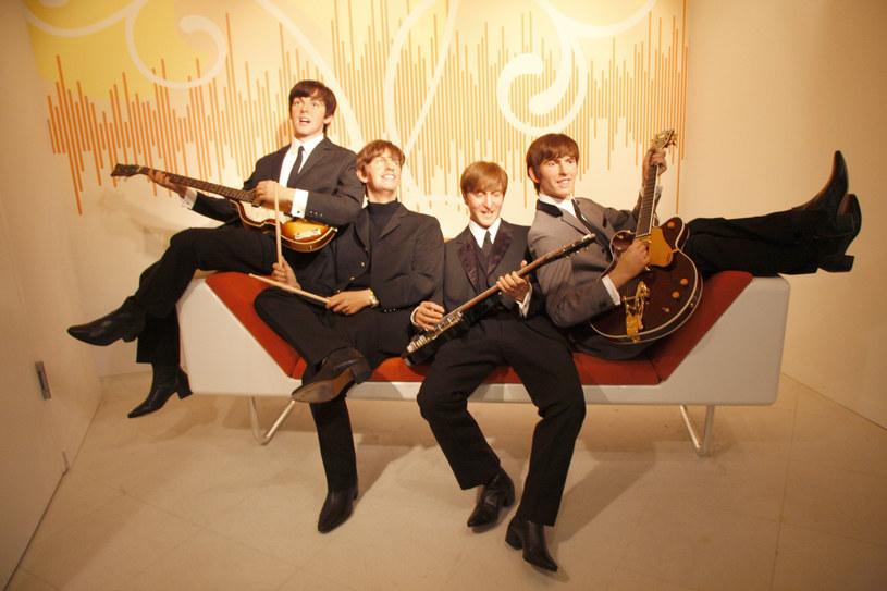 Figury woskowe zespołu The Beatles w muzeum Madame Tussauds w Londynie /123/RF PICSEL