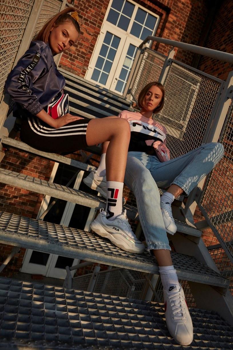 Fila, adidas, Nike - to marki, które święcą dziś triumfalny powrót /materiały prasowe