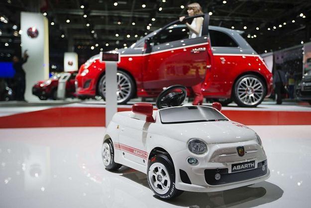 Filarami Fiata pozostać ma panda i rodzina modelu 500 /AFP