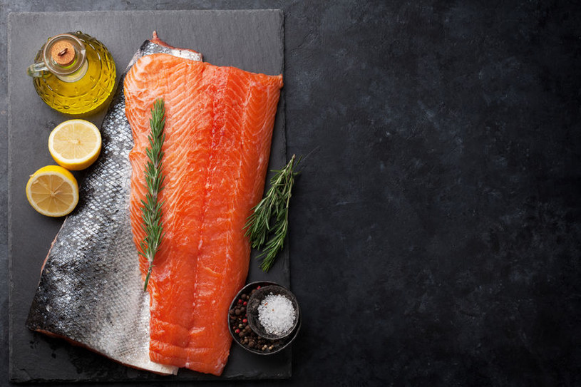 Filet z łososia /©123RF/PICSEL
