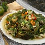 Filety z indyka z warzywami na parze