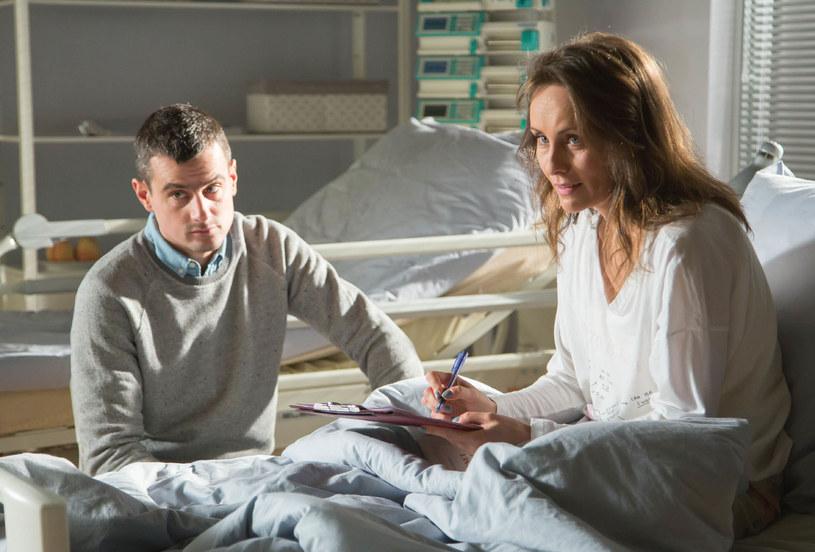 Filip (Antoni Pawlicki), Amelie (Elizabeth Duda) /Agencja W. Impact