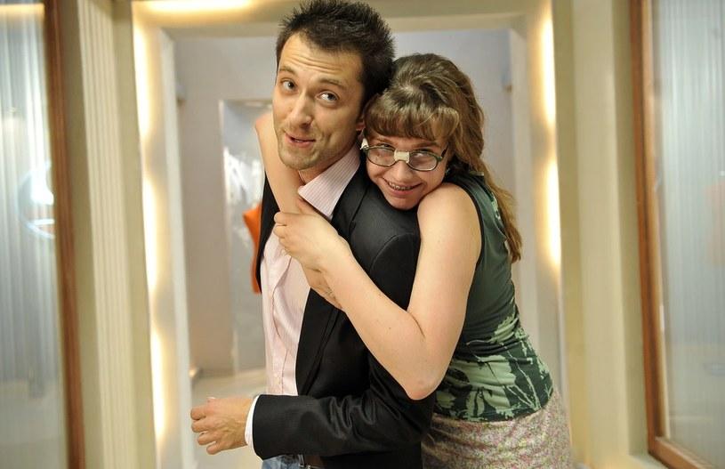 Filip Bobek i Julia Kamińska /Kurnikowski /AKPA