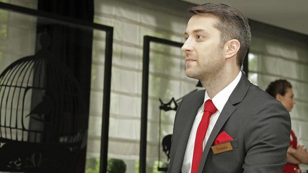 Filip Bobek jest kandydatem na nowego menadżera Hotelu 52 /AKPA