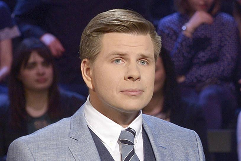 Filip Chajzer ostro zareagował na mema /Mieszko Pietka /AKPA