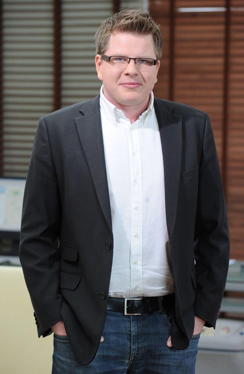 Filip Chajzer /Piotr Bławicki /MWMedia