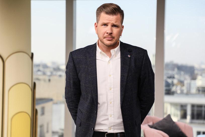 Filip Chajzer / Jakub Kamiński    /East News