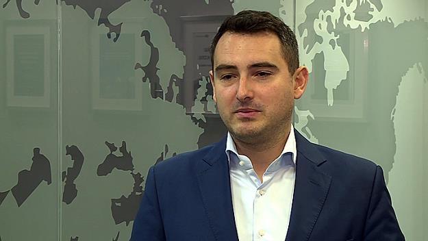 Filip Elżanowski z Kancelarii Elżanowski Cherka & Wąsowski /Newseria Biznes