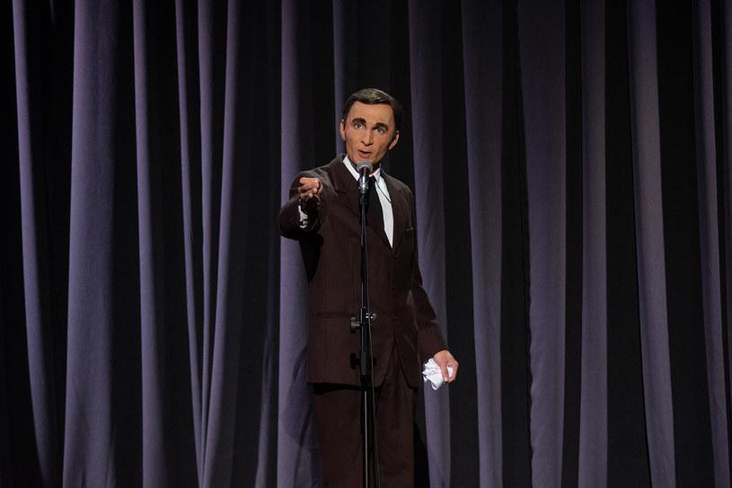 Filip Gurłacz jako Charles Aznavour /M. Zawada /Polsat