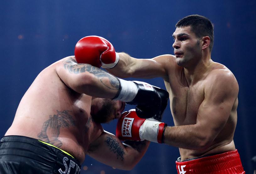 Filip Hrgović (z prawej) /Getty Images
