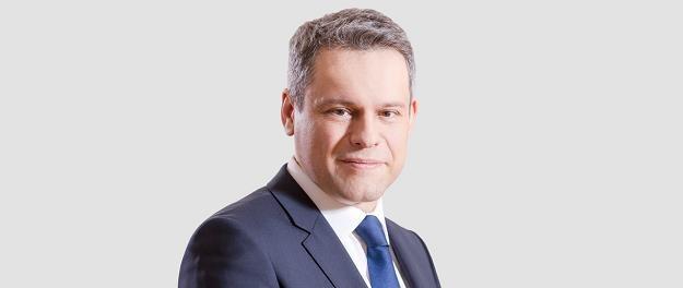 Filip Świtała, wiceminister finansów /Informacja prasowa