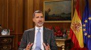 Filip VI wzywa parlament Katalonii do respektowania pluralizmu