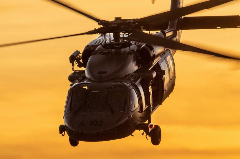 Filipiny kupią kolejne śmigłowce wyprodukowane przez PZL Mielec /Michał Adamowski /Reporter