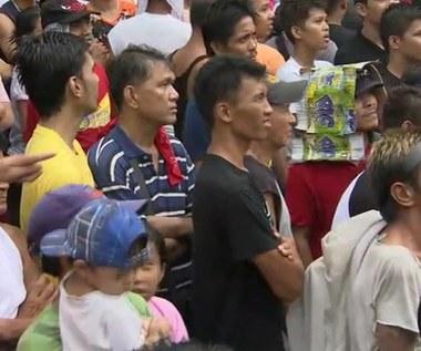 Filipiny oglądały walkę Pacquiao. Wideo