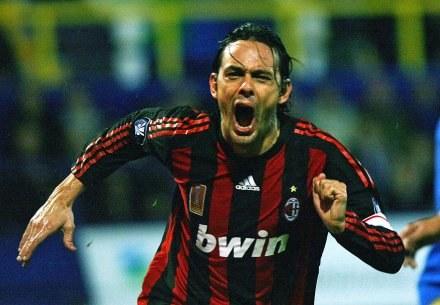 Filippo Inzaghi /INTERIA.PL/PAP