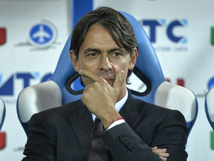 Filippo Inzaghi /AFP