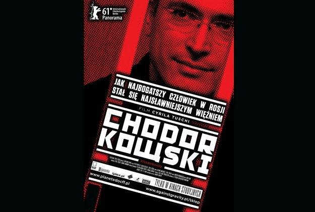 """Film """"Chodorkowski"""" jest wyświetlany w kinach od 14 października w całej Polsce /materiały prasowe"""