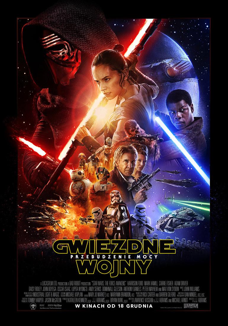 """Film """"Gwiezdne Wojny: Przebudzenie Mocy"""" trafi do kin za niecałe 2 miesiące /materiały dystrybutora"""