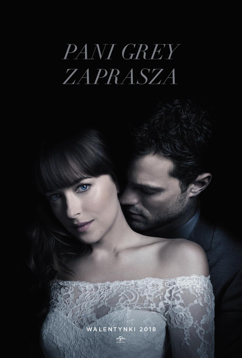 Film ma trafić do kin na Walentynki 2018 r. /UIP /
