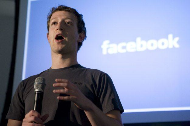 """Film """"Social Network"""" uchylił rąbka tajemnicy, jaką było powstanie  Facebooka. Ale to tylko rąbek /AFP"""