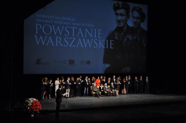 Film wejdzie do kin 9 maja /Grzegorz Jakubowski /PAP