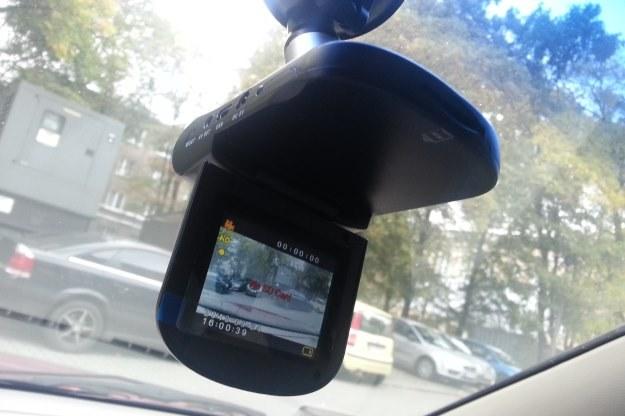 Film z kamery może być dowodem w sądzie /INTERIA.PL