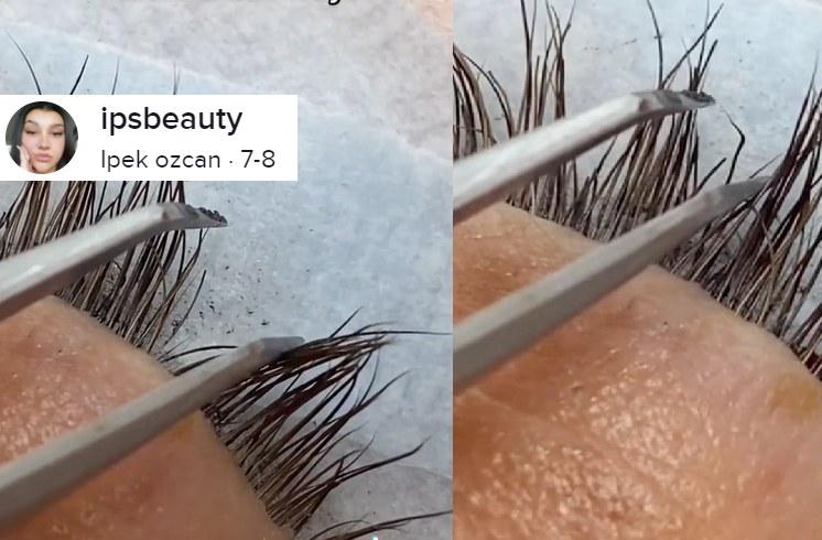 Filmik, na którym kosmetyczka ostrzega fanki bardzo szybko stał się internetowym viralem. W ciągu zaledwie trzech dni od  publikacji zdobył ponad milion polubień /Instagram
