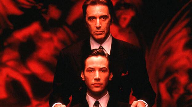 """Filmowa wersja """"Adwokata diabła"""" z Keanu Reevesem i Alem Pacino w rolach głównych. /materiały prasowe"""