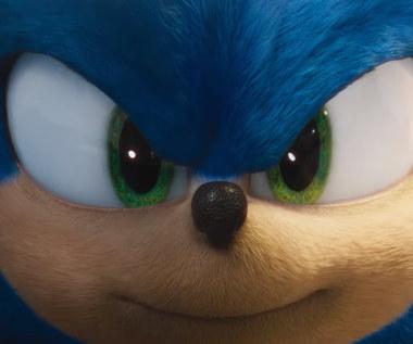 Filmowy Sonic otrzymał nową twarz