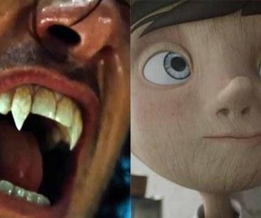 Filmowy zawrót głowy! Drakula spotyka Pinokia