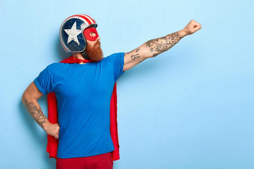 Filmy Marvela to przede wszystkim bardzo ludzkie przedstawienie superbohaterów /materiały promocyjne