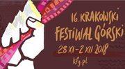 Filmy, prelekcje, warsztaty. Wystartował 16. Krakowski Festiwal Górski