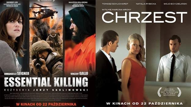 Filmy Skolimowskiego i Wrony pokazywane były już na zagranicznych festiwalach /materiały dystrybutora