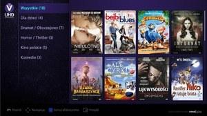 Filmy w Ultra HD na telewizorach Samsunga