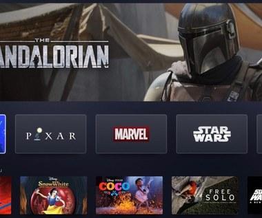 Filmy znikają z platformy Disney+