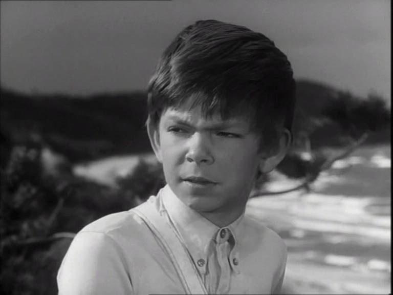 """Filp Łobodziński w filmie """"Podróż za  jeden uśmiech"""" (1971) /materiały prasowe"""