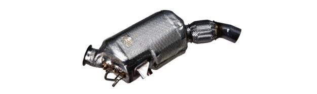 filtr czątek stałych /Motor