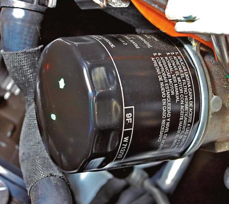 filtr oleju /Motor