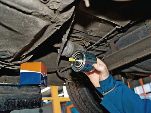 Filtr paliwa /Motor
