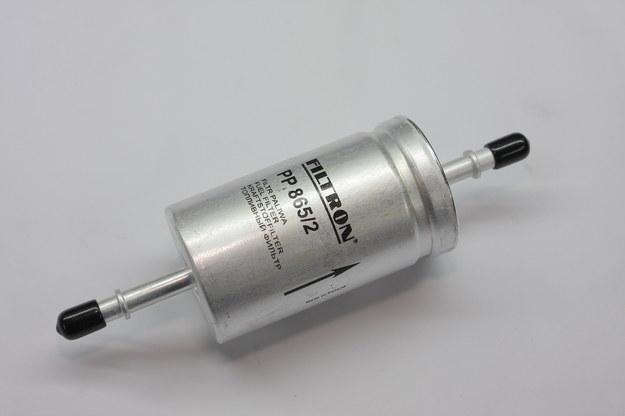 Filtr przepływowy /Motor