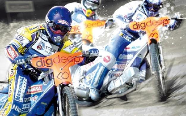 FIM Speedway Grand Prix 4 - motyw graficzny /Informacja prasowa