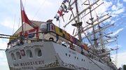 Finał Baltic Tall Ships Regatta w Szczecinie